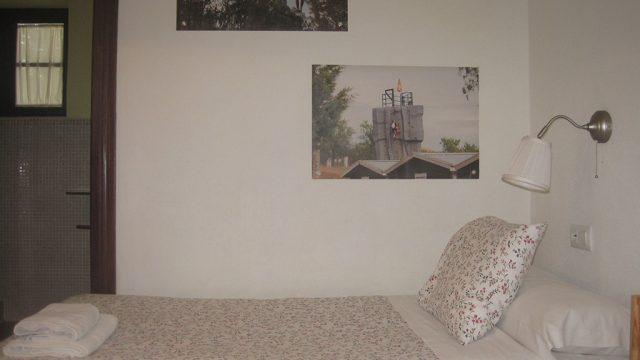 Vista de la habitación del maestro 3