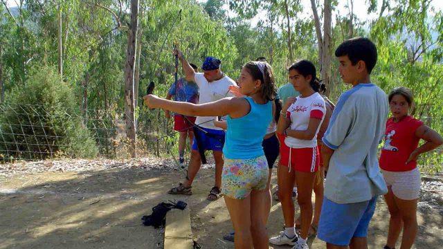 aprender-tiro-con-arco